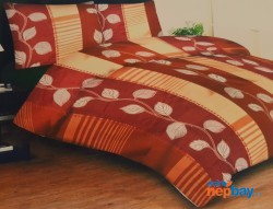 Sparsh Bed Sheet With 2 Pillow Cover