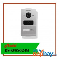 Video Door Switch-DS-KV8X02-IM