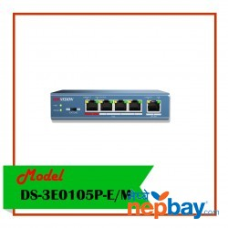 POE SWITCH-DS-3E0105P-E/M