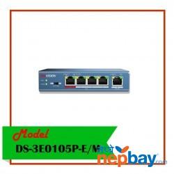POE SWITCH-DS-3E0105P-E/M