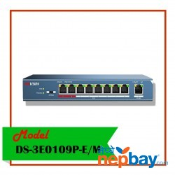 POE SWITCH-DS-3E0109P-E/M