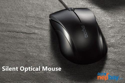 Rapoo N1600 Silent Optical Mouse
