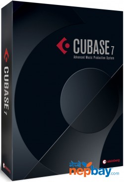 Cubase V7 Steinberg Software On Sale.
