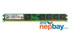 Transcend Ddr2 1gb Ram For Desktop.