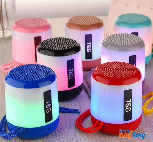 T&g Tg-156 Bluetooth Speaker