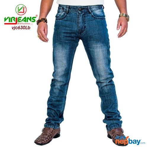 Virjeans Straight Jeans Pant (vjc 630)