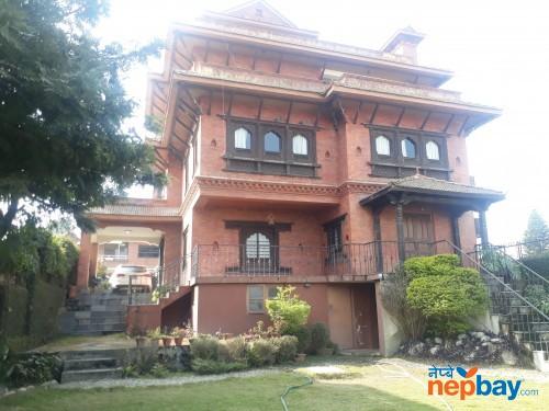 Beautiful view house at baisipati