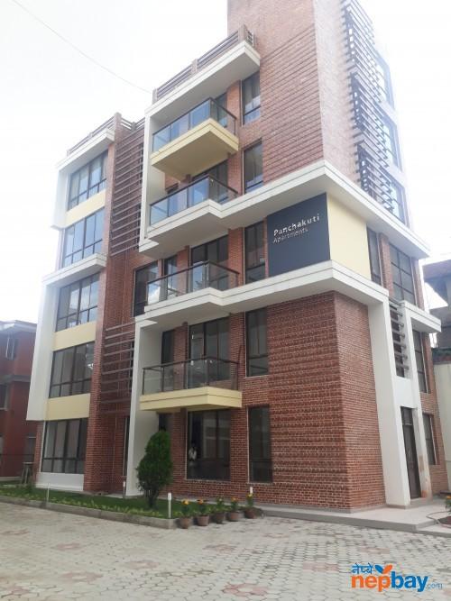Apartment on rent