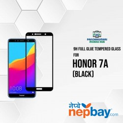 9H Full Glue 5D Glass for Honor 7A