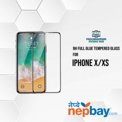 9H Full Glue 5D Glass for iPhone X/Xs