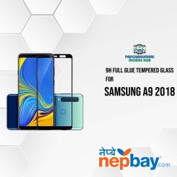 9H Full Glue 5D Glass for Samsung A9 2018