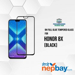 9H Full Glue 5D Glass for Honor 8X