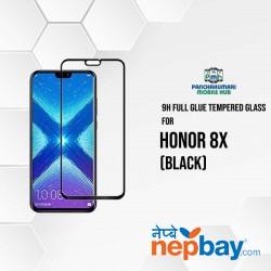 9H Full Glue 5D Glass for Honor 8X
