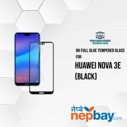 9H Full Glue 5D Glass for Huawei Nove 3e