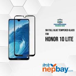 9H Full Glue 5D Glass for Honor 10 Lite