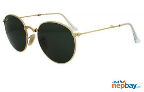 Rayban round metal first copy
