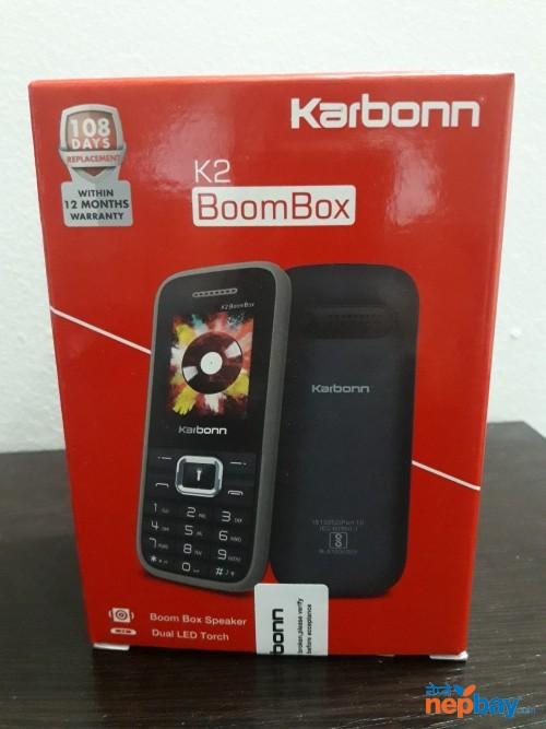 Karbonn K2 BOOM BOX