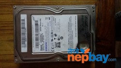 Internal hard drive (320 GB)