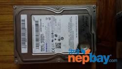 Internal hard drive (320 GB)