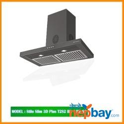 Faber_3 D Hood-Stilo Slim 3D Plus T2S2 BK LTW 60