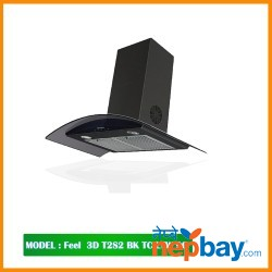 Faber_3 D Hood-Feel 3D T2S2 BK LTW 90