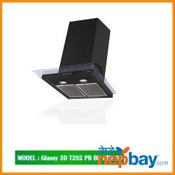 Faber_3 D Hood-Glassy 3D T2S2 PB BK LTW 90