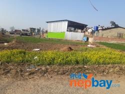 land plot at godamchour
