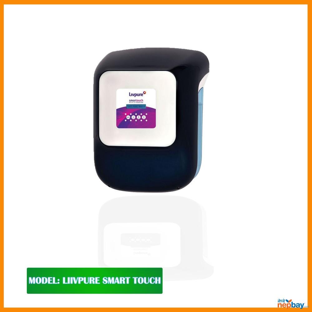 "Livpure Water Purifier-""SMART TOUCH Ro+UF+UV+Mineraliser"""