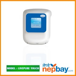 "Livpure Water Purifier-""TOUCH RO+UV+Taste Enhancer"""