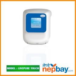 "Livpure Water Purifier-""TOUCH RO+UV+Taste Enhancer"""