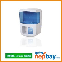"Livpure Water Purifier-""MAGNA RO+UV+UF+Taste Enhancer"""