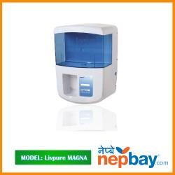"Livpure Water Purifier-""MAGNA RO+UV+UF+Taste Enhancer"""