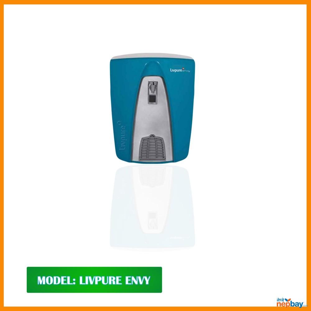 "Livpure Water Purifier-""ENVY RO+UF+Taste Enhancer"""