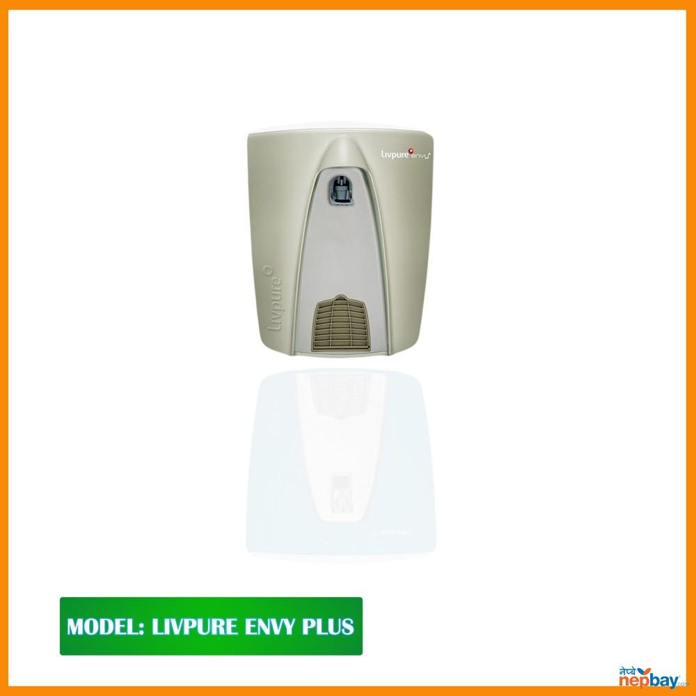 """Livpure Water Purifier-""""ENVY PLUS RO+UV+UF+Taste Enhancer"""""""