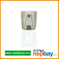 "Livpure Water Purifier-""ENVY PLUS RO+UV+UF+Taste Enhancer"""