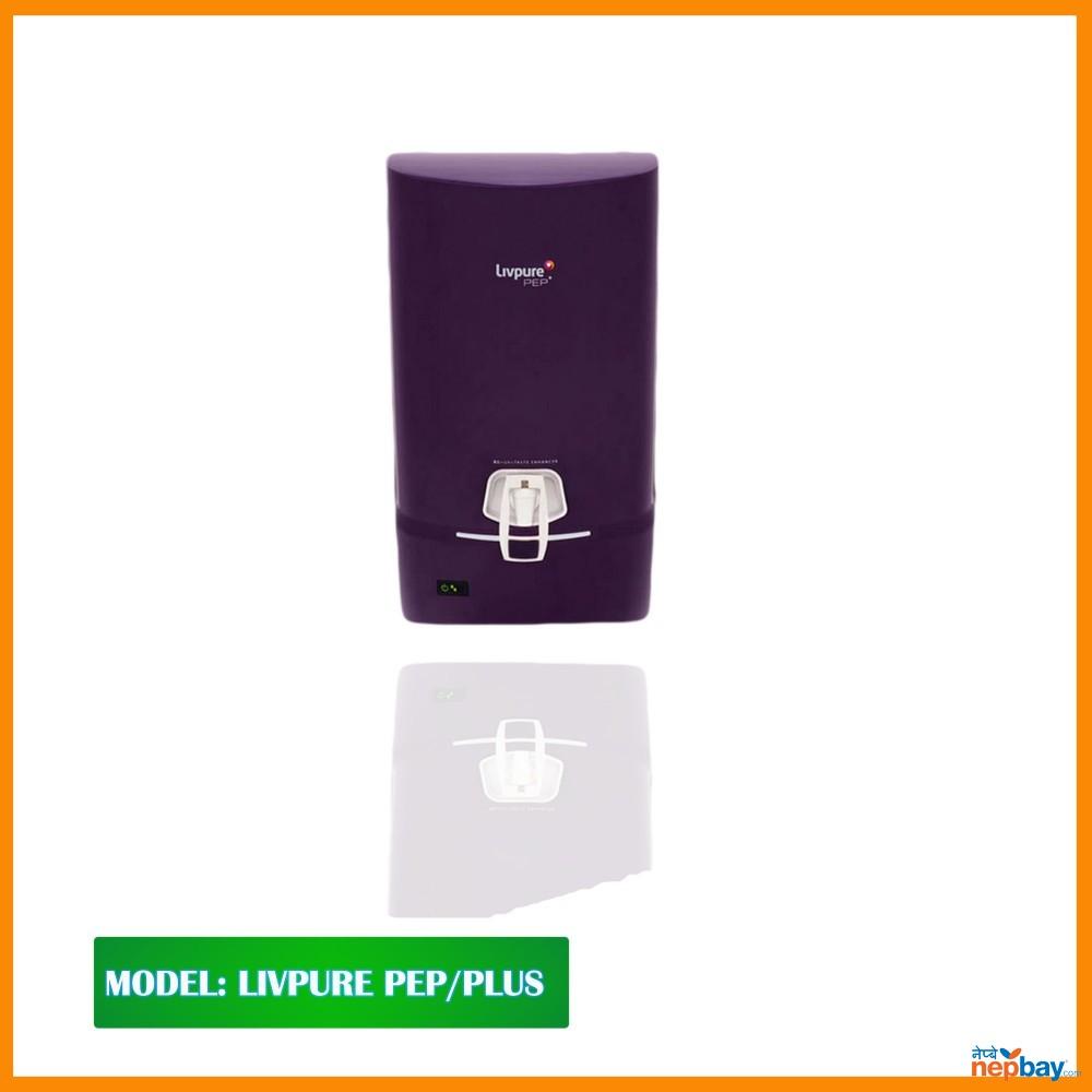 """Livpure Water Purifier-""""PEP RO Water Purifire"""""""