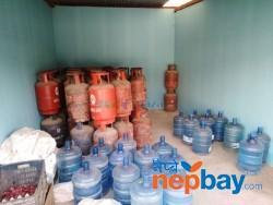 Kirana Pasal With Gas Depo On Sale