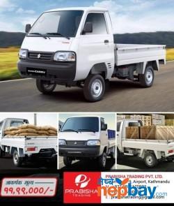 Suzuki Super Carry Pickup (Brand New) Showroom Prabisha Trading 014490873 / 9851170933