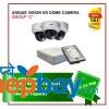 """3 Unique Vision HD Camera-Package Set """"C"""""""