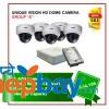 "5 Unique Vision HD Camera-Package Set ""E"""