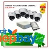 "6 Unique Vision HD Camera-Package Set ""F"""