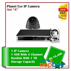 1 Planet Eye Camera Set Package A