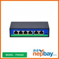Zkteco POE Switch_POE402