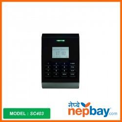 Zkteco Fingerprint  Attendance System_SC403