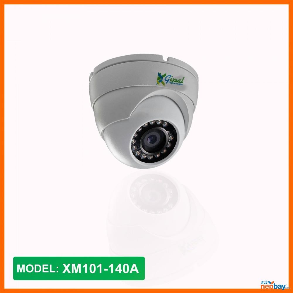 Gipal AHD CCTV Camera_XM101-140A