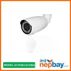 Gipal IP CCTV Camera With POE_GT-IP2B-CS-P/BIG