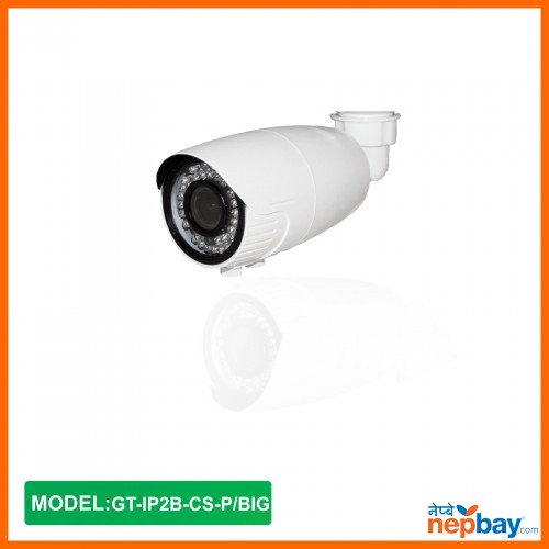Gipal IP CCTV Camera With POE_GT-IP2B-CS-P/BIG