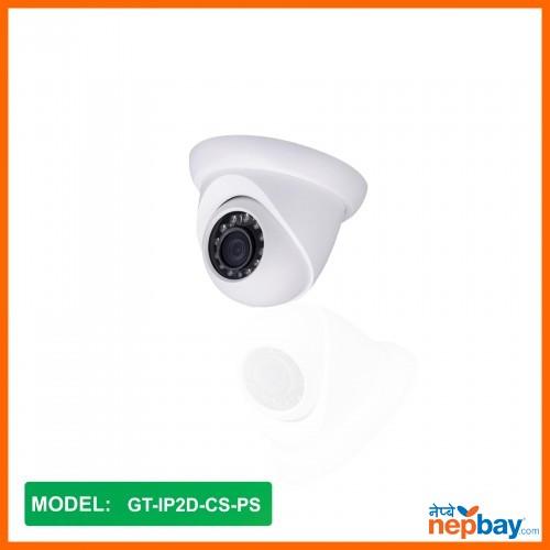 Gipal IP CCTV Camera With POE_GT-IP2D-CS-PS