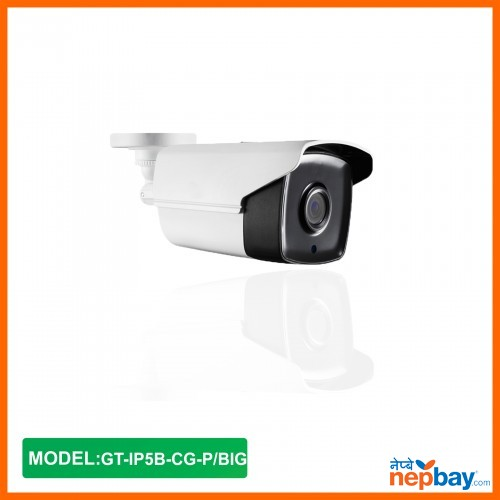 Gipal IP CCTV Camera With Poe_GT-IP5B-CG-P/BIG