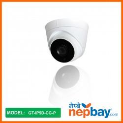 Gipal IP CCTV Camera With Poe_GT-IP5D-CG-P